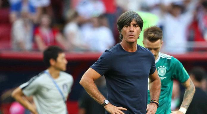 Germania fuori dal Mondiale 2018