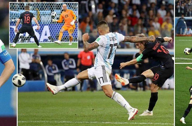 Argentina perde con la Croazia: tifoso indiano si suicida