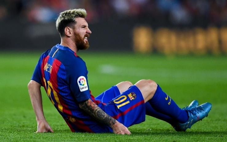Infortunio Messi, ricaduta per l'argentino del Barcellona: ecco quanto starà fuori