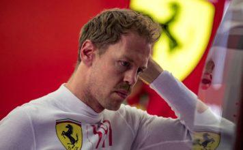 Ritiro Vettel