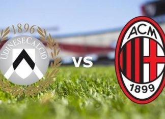 Udinese-Milan streaming