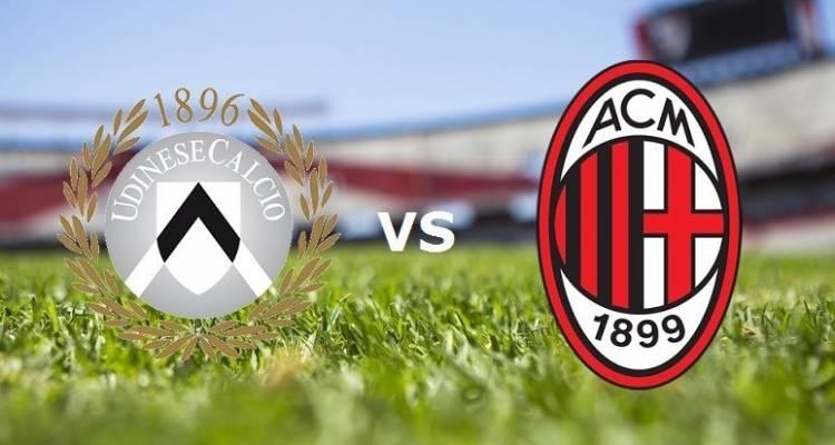Udinese-Milan streaming