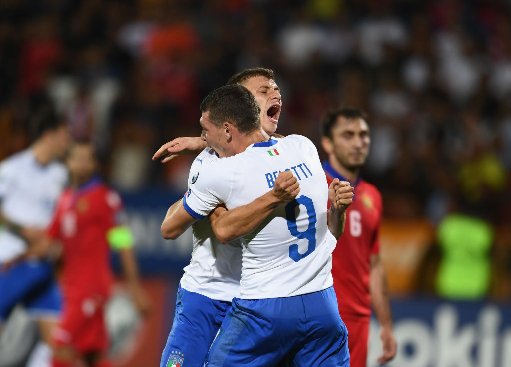 Armenia-Italia