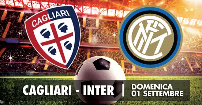 Probabili formazioni Cagliari-Inter