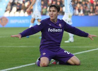 Federico Chiesa, Fiorentina