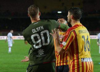 Il Cagliari si fa recuperare a Lecce