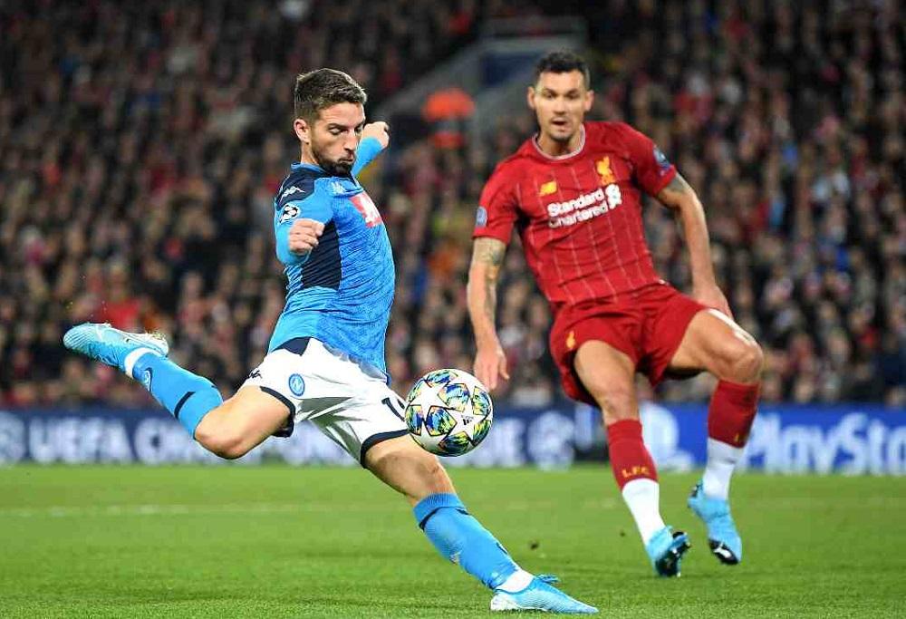 Napoli in Champions League