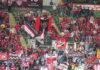 Bayern Leverkusen fans