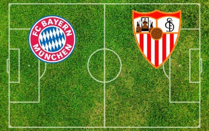 Bayern Monaco-Siviglia