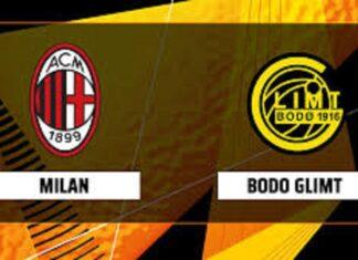 Milan-Bodo Glimt