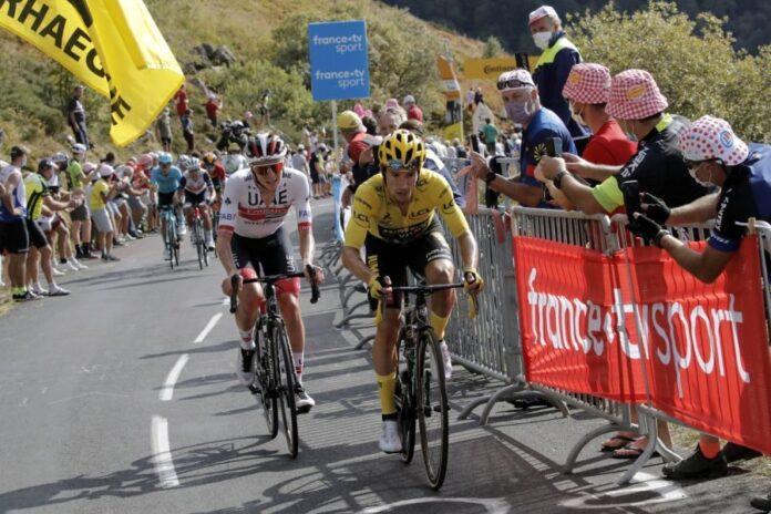 Tappa di oggi Tour de France 2020