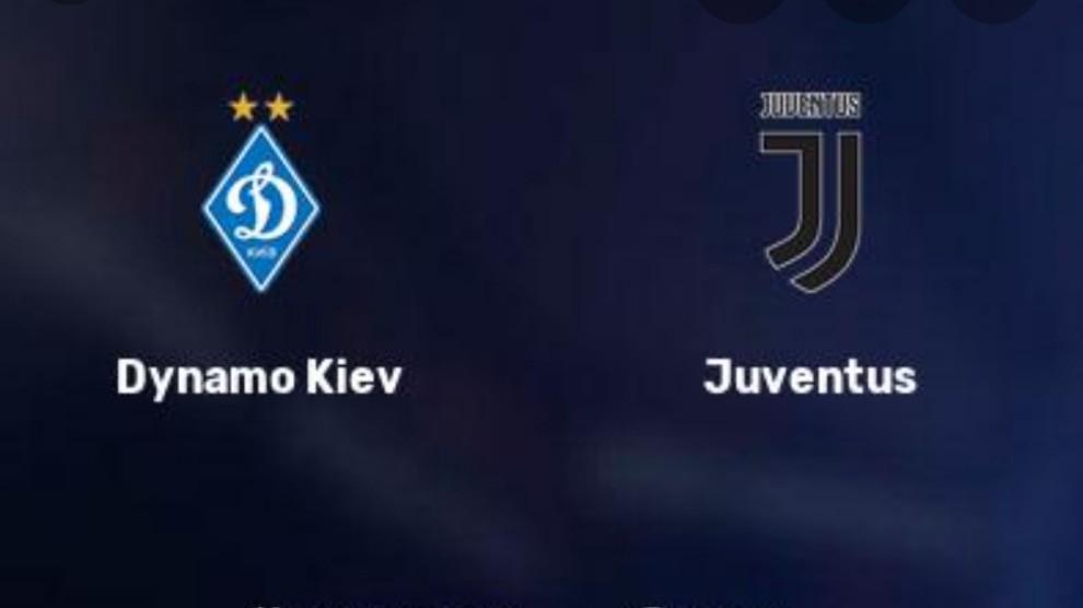 12+ Juventus Dinamo Kiev Formazioni
