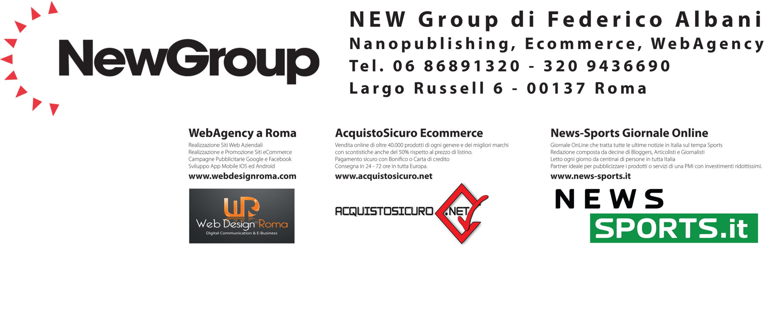 NEW Group di Federico Albani