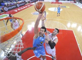 Pesaro basket Vanoli Cremona