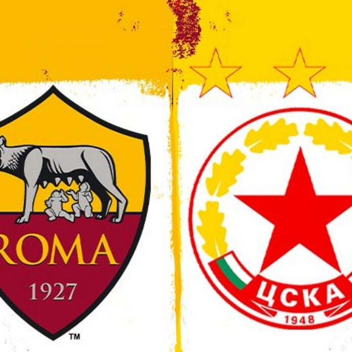 Roma-Cska Sofia