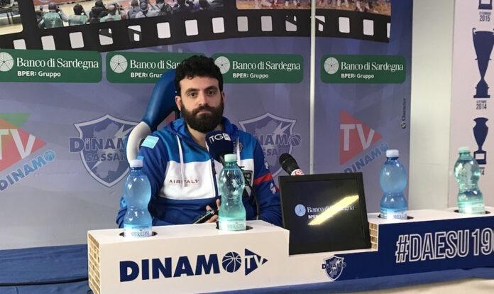 Diretta Bakken-Dinamo Sassari