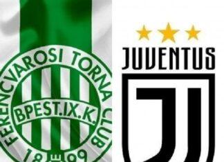 Ferencvaros-Juventus