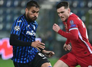 Highlights Liverpool Atalanta