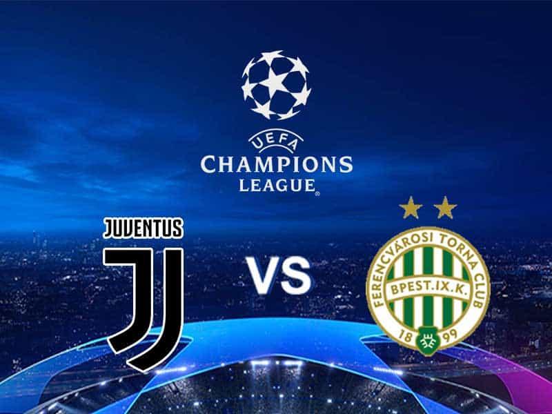 Highlights Juventus Ferencvaros