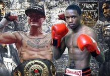 Boxe mondiale IBO
