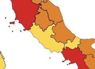 Regione zona colore