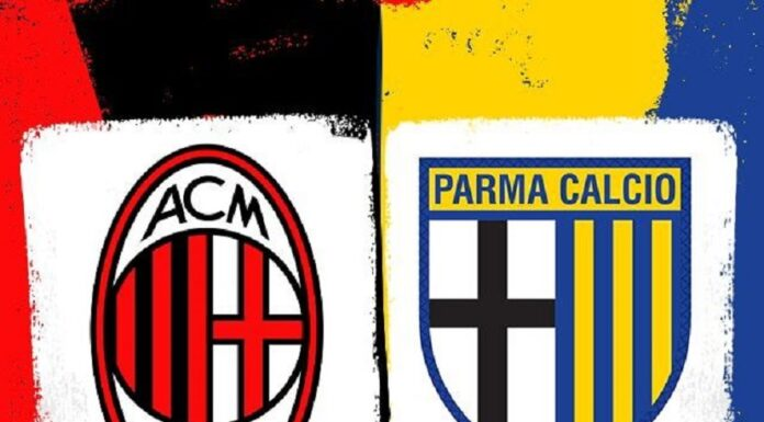 Highlights Milan-Parma