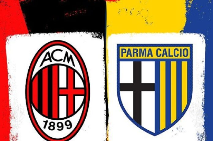 Highlights Milan-Parma