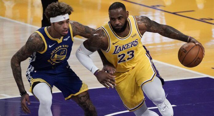 Lakers Warriors