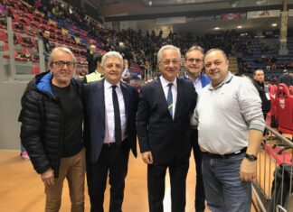julio velasco ex allenatore tre valli volley cooperlat jesi