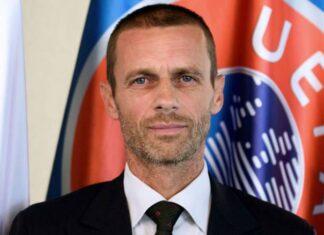 Presidente dell'UEFA