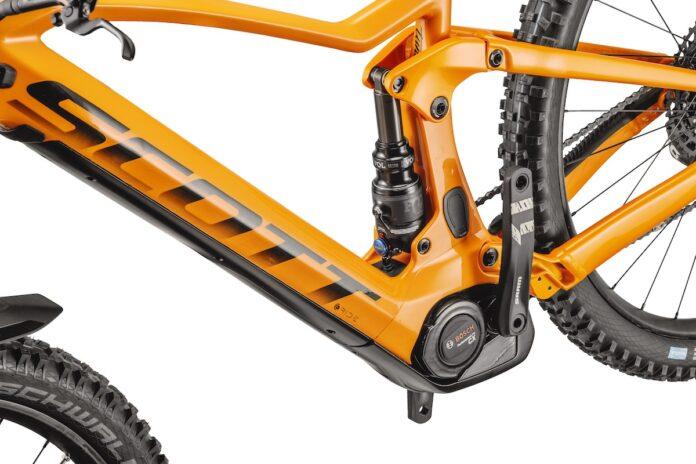 Mountain bike elettriche: Scott