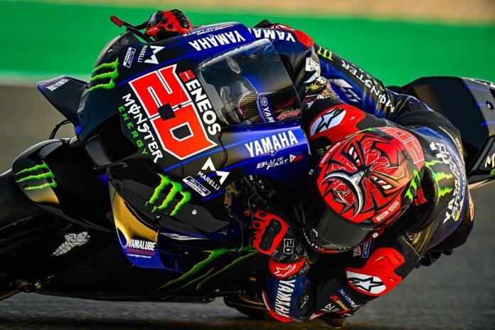 MotoGP Le Mans Quartararo