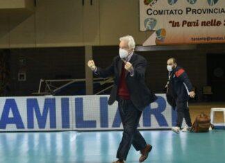 Prisma Volley, il presidente Bongiovanni
