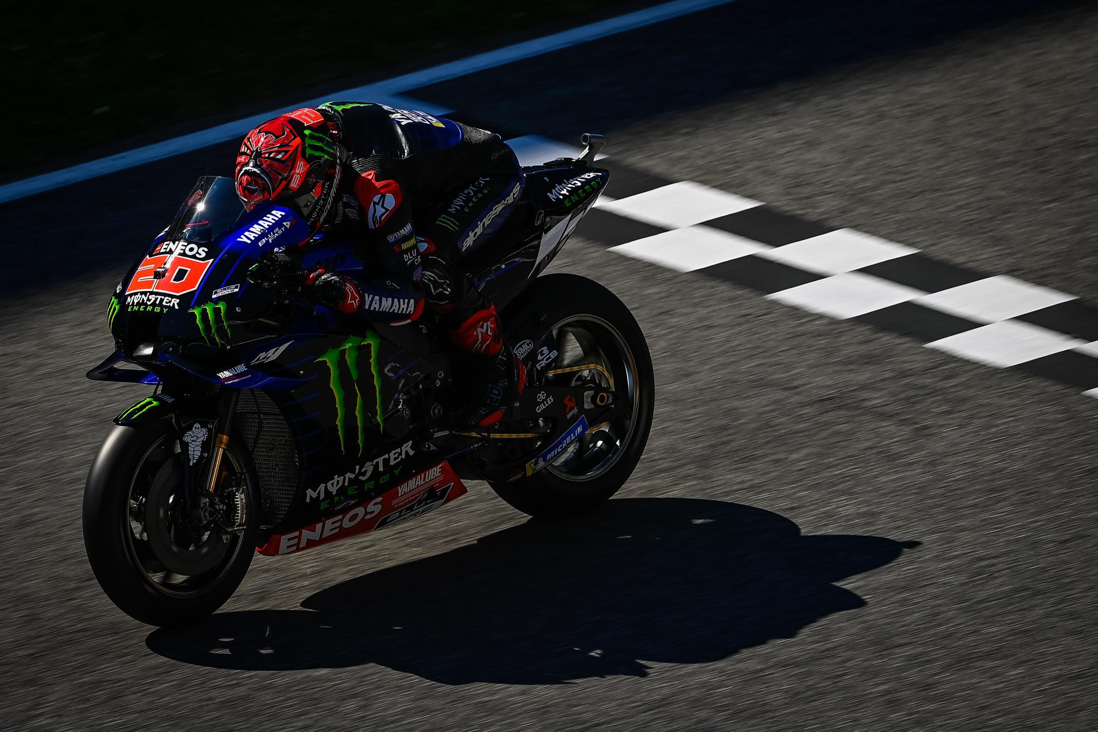 MotoGP Mugello gara