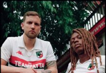 La maglia del Milan 88-89 PATTA x KAPPA