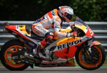 MotoGP gara Sachsenring