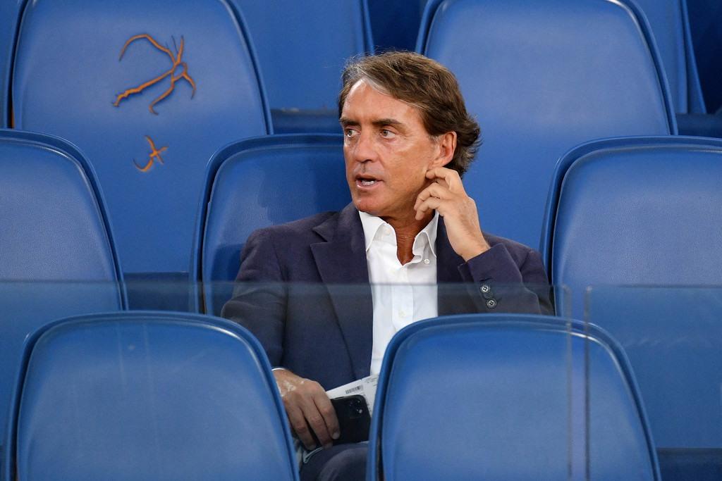 Roberto Mancini allenatore della Nazionale