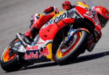 MotoGP FP1 Aragon