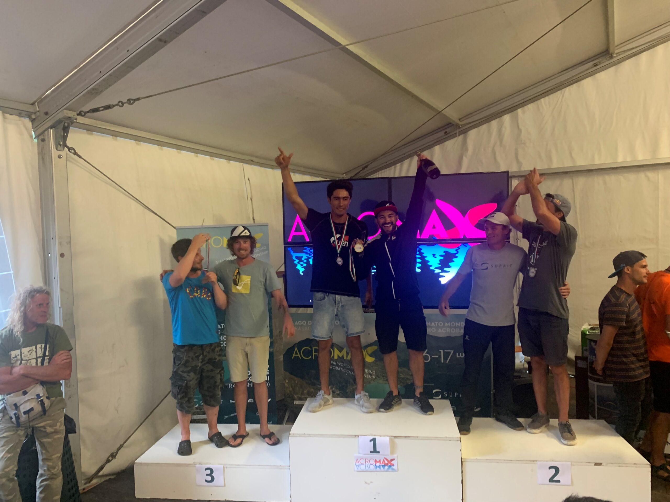 Campionato Mondiale Parapendio Acrobatico