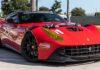 Ferrari F12 modificata