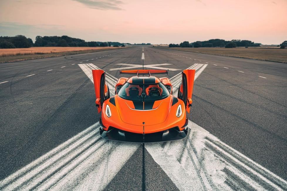 Supercar 500 km / h