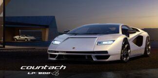 Nuova Lamborghini Countach