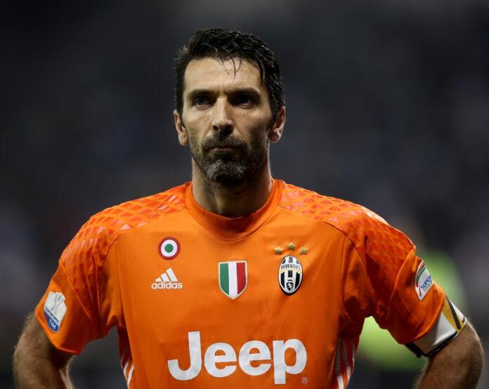 Gianluigi Buffon calciatore più famoso.