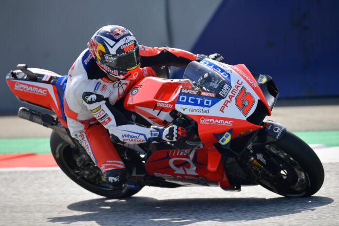 MotoGP FP3 Austria