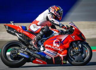 MotoGP FP1 Austria