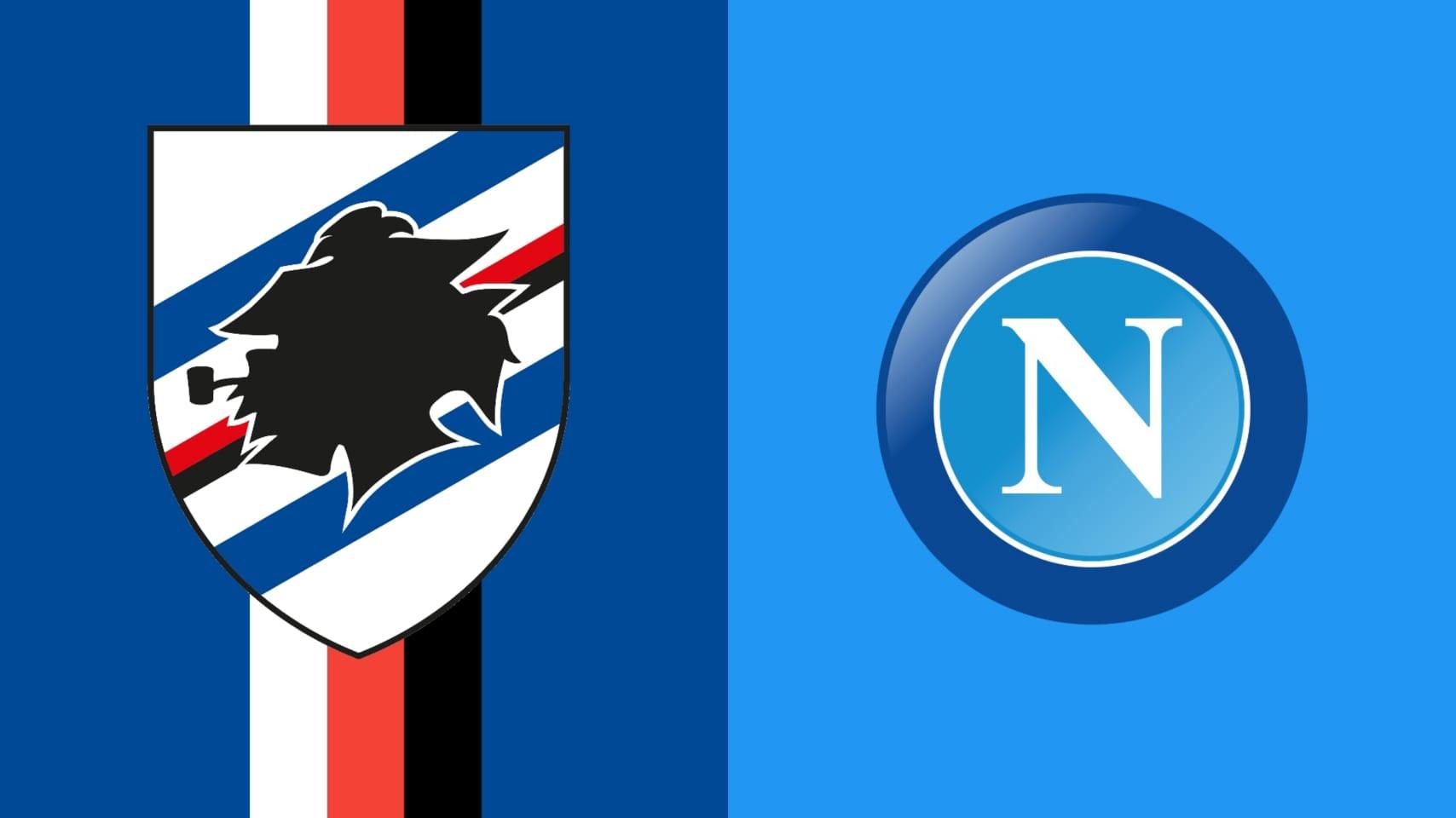 Highlights Sampdoria-Napoli