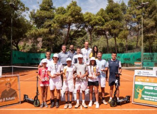 Little Tennis Sparks 2021
