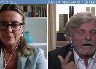Massimo Ferrero La7