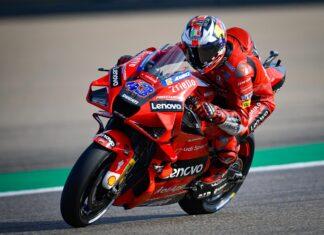 MotoGP FP2 Aragon
