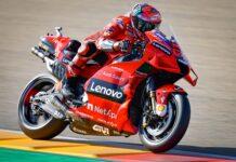 MotoGP qualifiche Aragon
